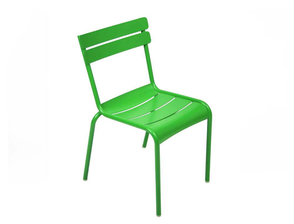 Luxembourg chair – Grass Green
