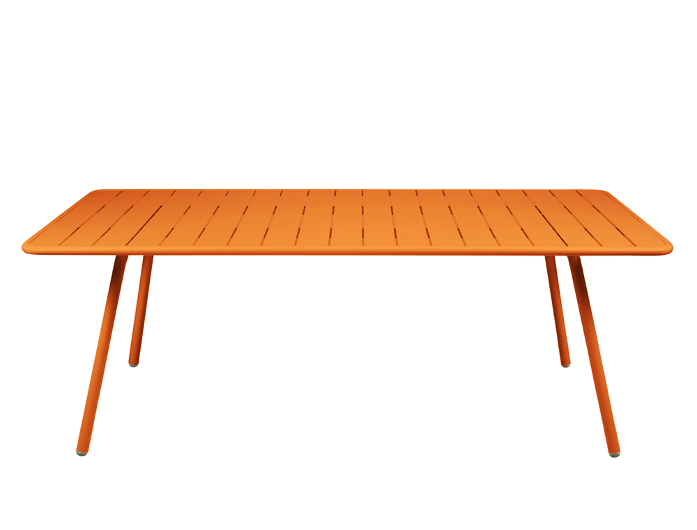 Luxembourg table 100 x 207 cm – Carrot