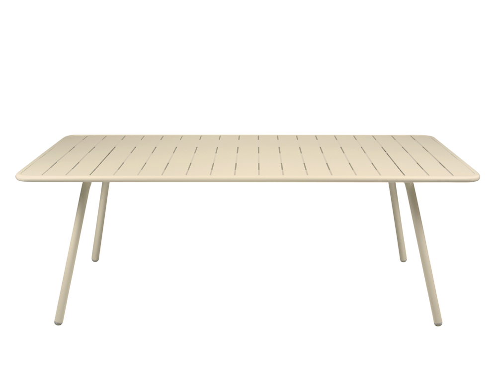 Luxembourg table 100 x 207 cm – Linen