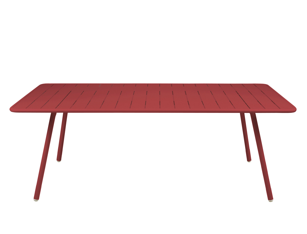 Luxembourg table 100 x 207 cm – Chili