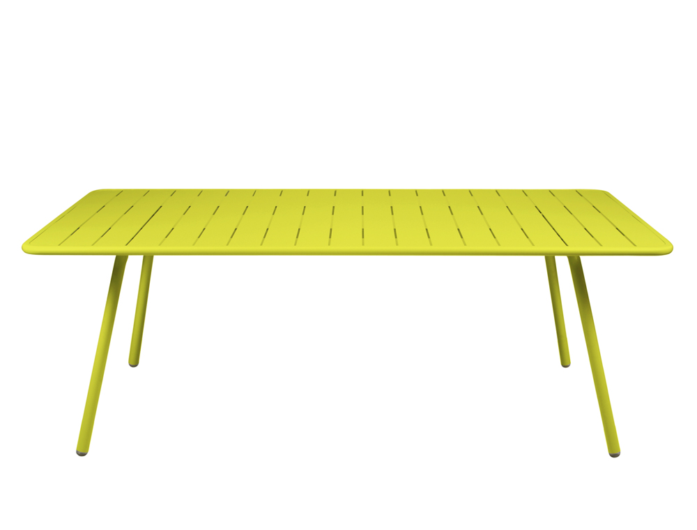 Luxembourg table 100 x 207 cm – Verbena