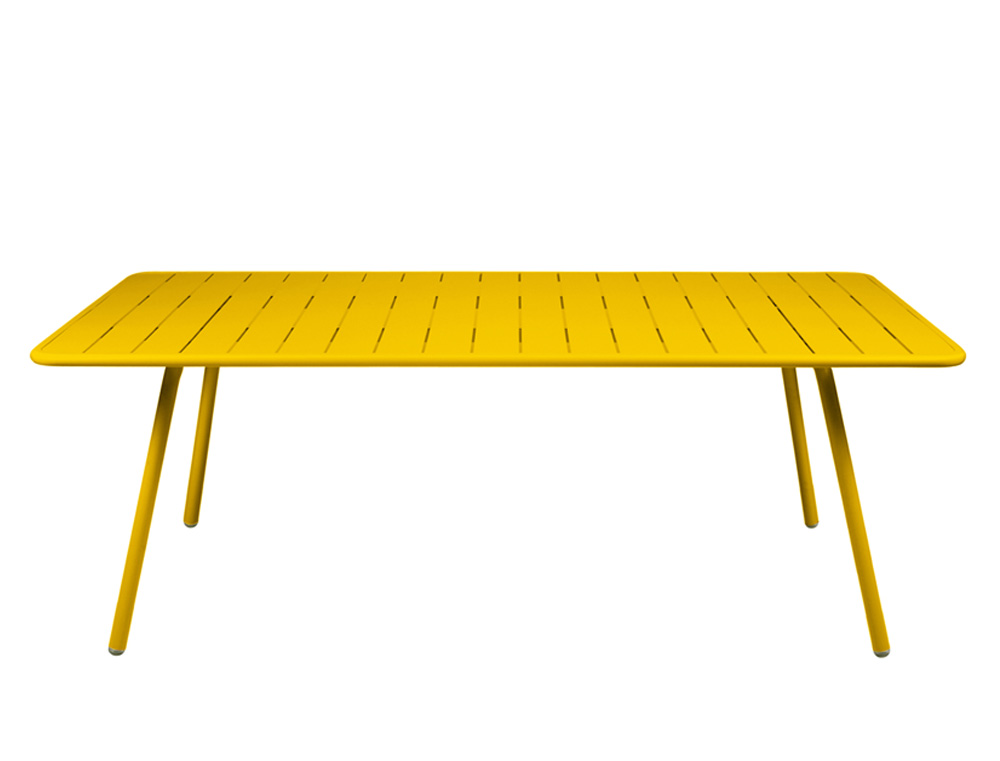 Luxembourg table 100 x 207 cm – Honey