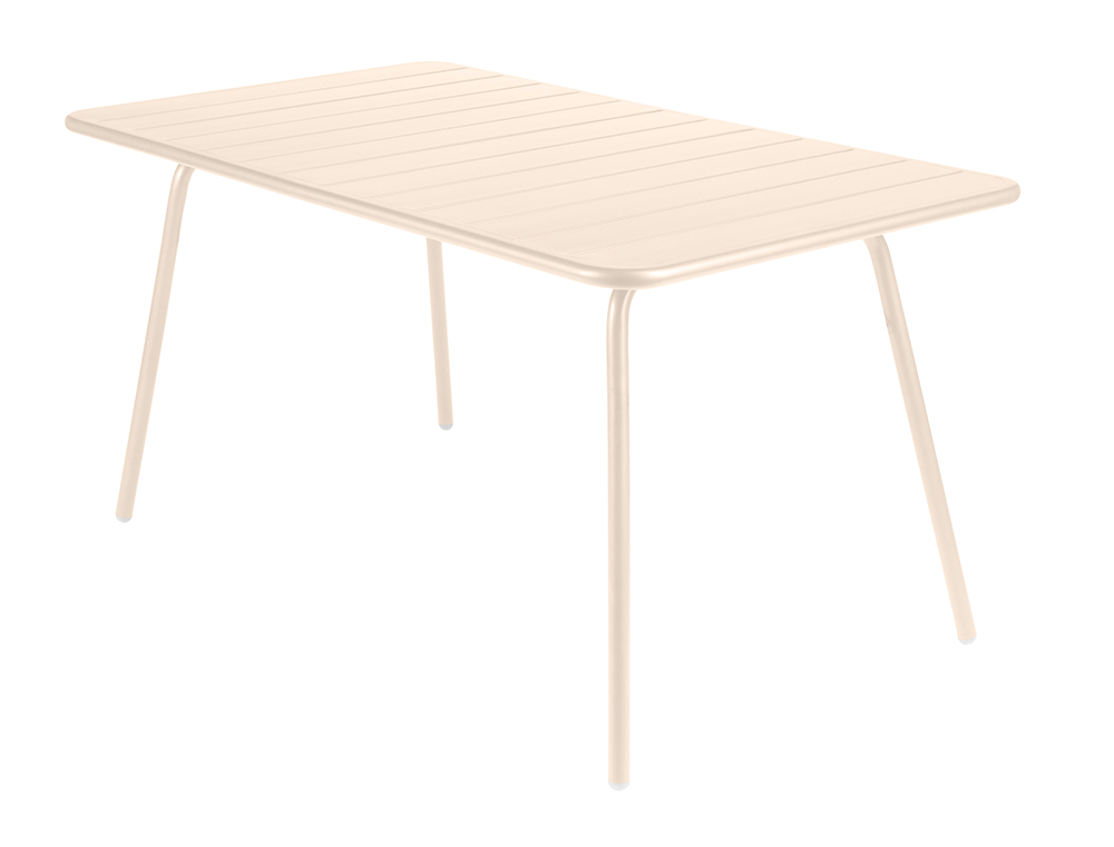 Luxembourg table 80 x 143 cm – Linen