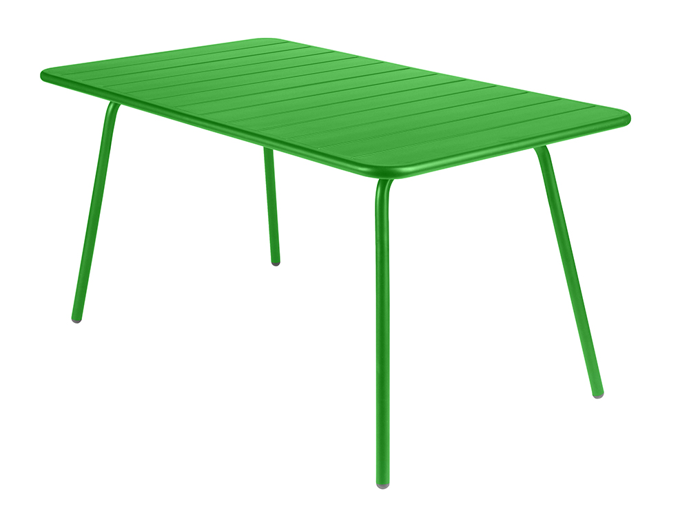 Luxembourg table 80 x 143 cm – Grass Green