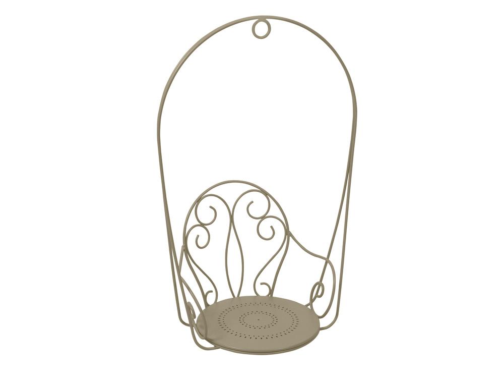 Monmartre hanging armchair – Nutmeg