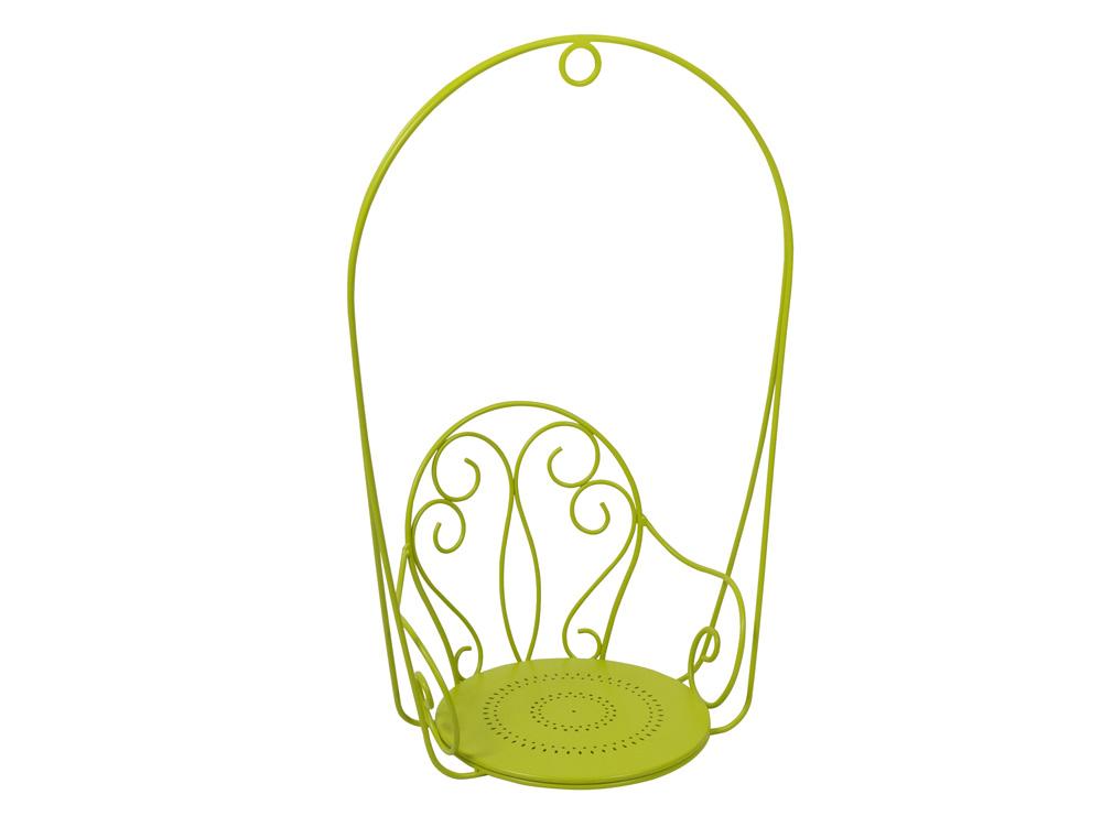 Monmartre hanging armchair – Verbena