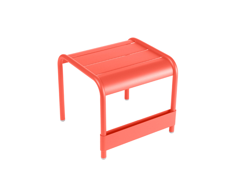 Luxembourg small low table/footrest – Capucine