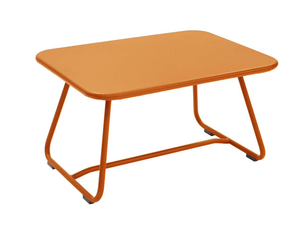 Sixties low table – Carrot