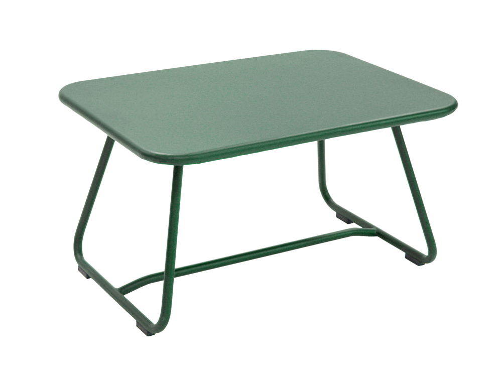 Sixties low table – Cedar Green