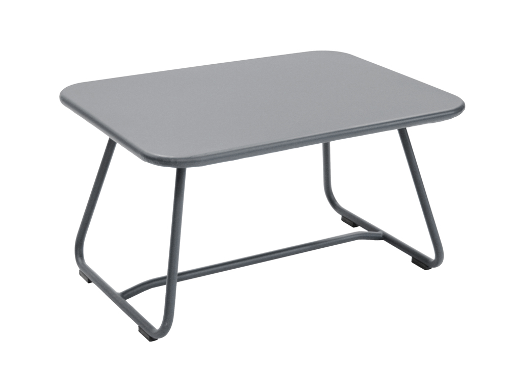 Sixties low table – Storm Grey