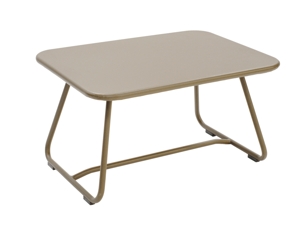 Sixties low table –  Nutmeg