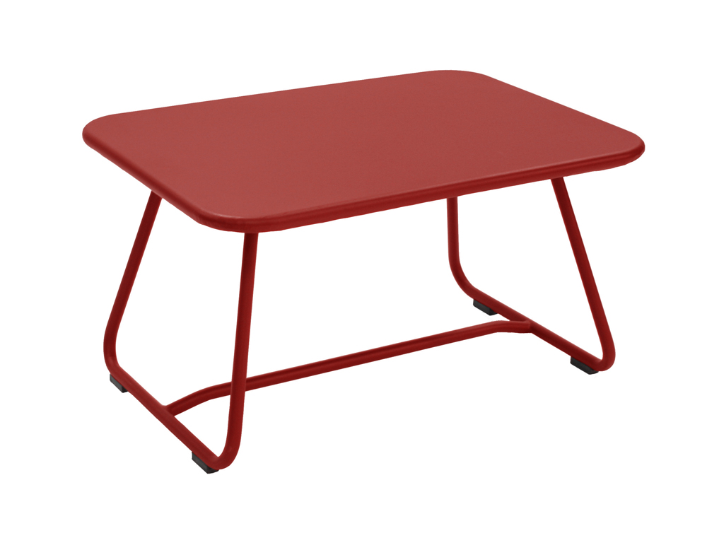 Sixties low table – Chili