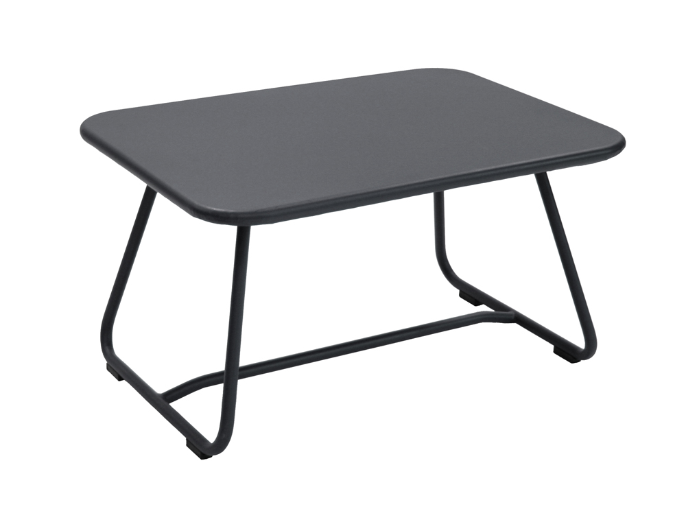Sixties low table – Liquorice