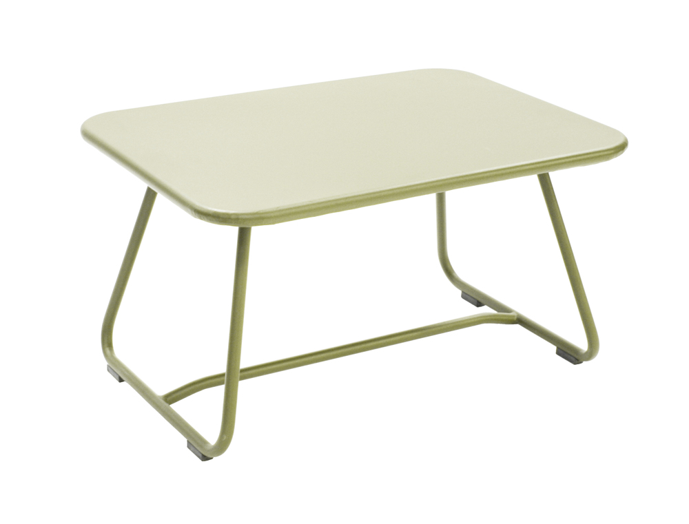 Sixties low table – Willow Green