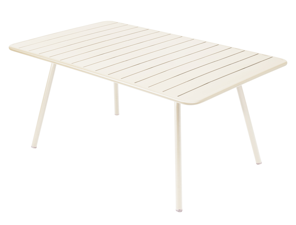 Luxembourg table 165 x 100 cm – Linen