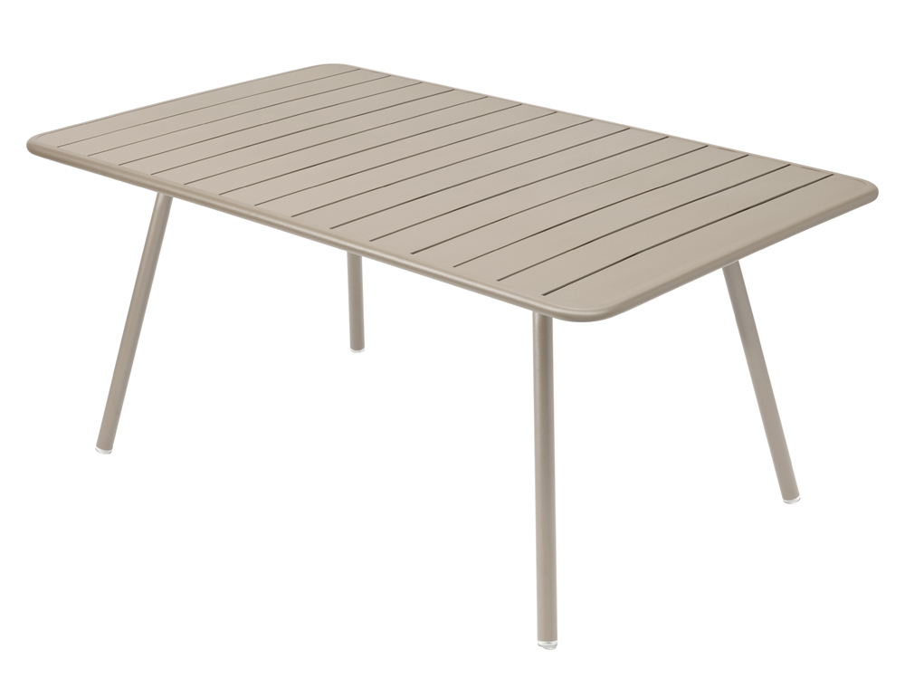 Luxembourg table 165 x 100 cm – Nutmeg