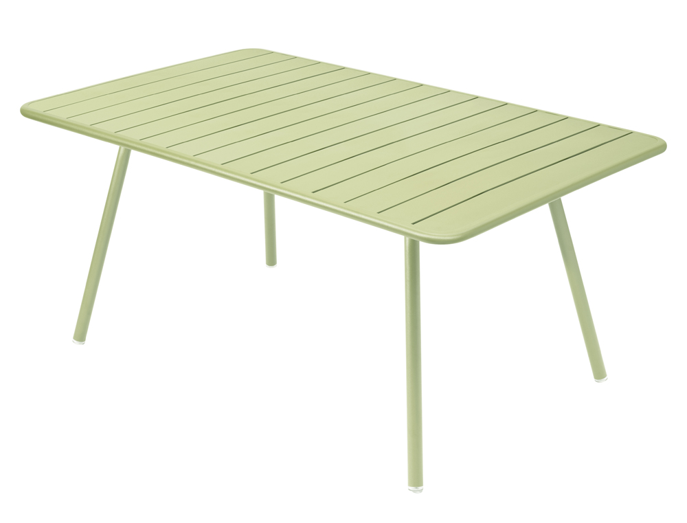 Luxembourg table 165 x 100 cm – Willow Green
