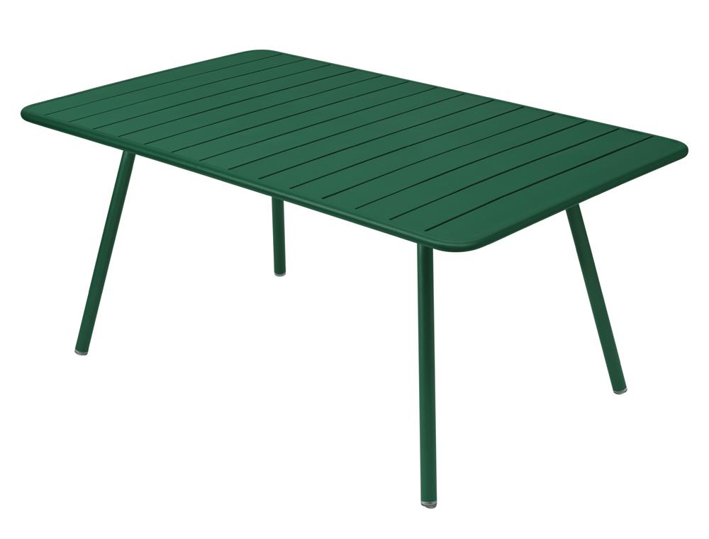 Luxembourg table 165 x 100 cm – Cedar Green