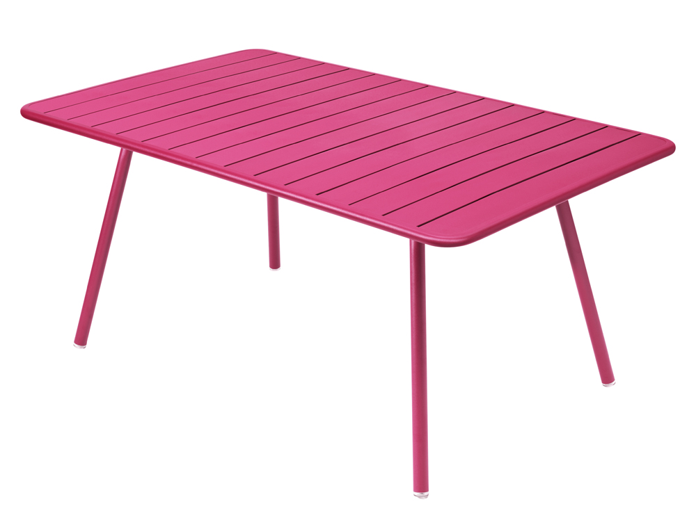 Luxembourg table 165 x 100 cm – Fuchsia